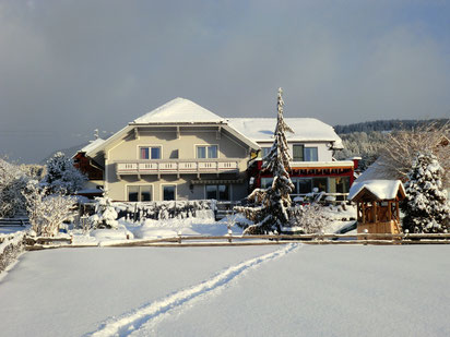 Winter Haus Sigl