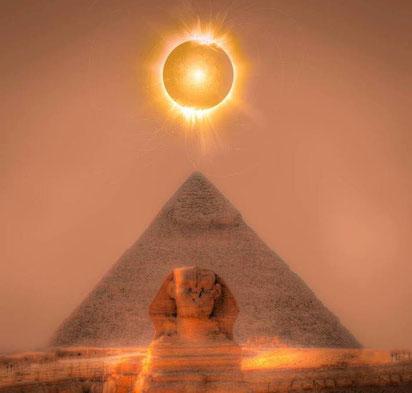 夏至特別企画・遠隔グループヒーリング エンジェル 金環日食