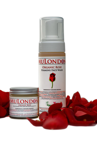 Bild: MuLondon Organic Skincare Rose
