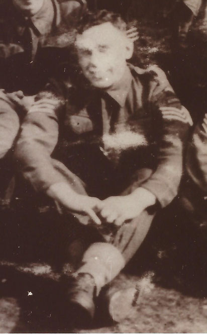 Sergeant W.T. Jeavons (P. Reinders)