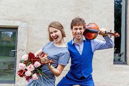 rosenduo violine viola anna marila nils biesewig