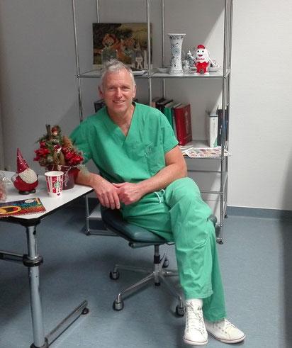 Prof. Dr. med. Markus Rittmeister | Foto: privat