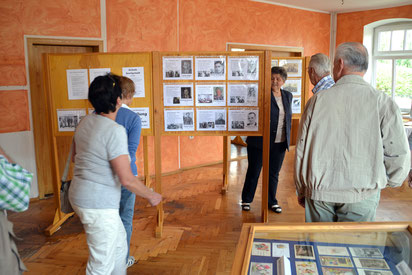 Bild: Seeligstadt Frömmel Lehrer Heimatverein 2015