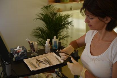 Körperpflege, Manicure, Pedicure, Cellulite Behandlungen bei Irmgard Schweitzer in Golling/Hallein, Salzburg