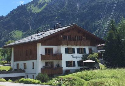 s`Franziska in Lech am Arlberg