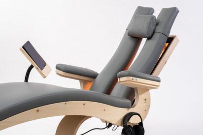 Körperschall Infrarot Wellness Entspannung Regeneration