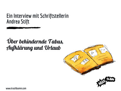 © Katja Grach - Interview mit Andrea Stift