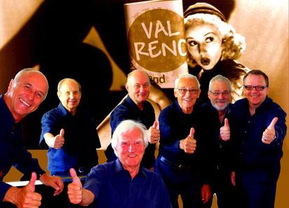 Val Reno Jazzband Dixie Swing Blues und Schmus Dietmar Pfanner www.dietmar-pfanner.jimdo.com