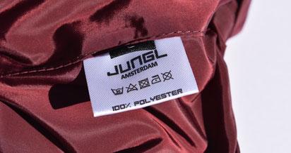 Duurzaam wassen label - JUNGL