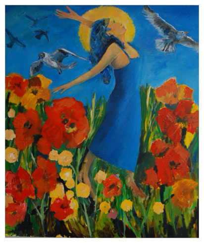 #inspiriencer  Lebensfreude by artcrestani