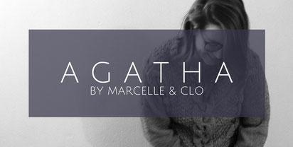 "Strickpullover ""Agatha"""