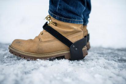 Nordic Grip EASY - Antirutschhilfe für vereisten Oberflächen