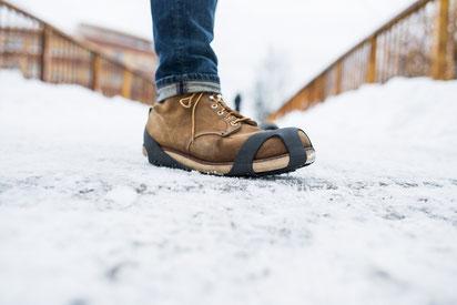 Nordic Grip WALKING - Superhalt auf Schnee und Eis