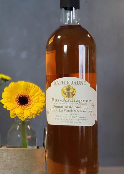 Armagnac en bio, l'Armagnac pur