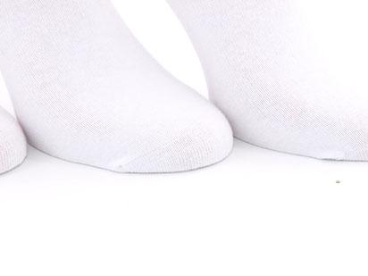 Bild: Socken ohne Gummi 97 % Baumwolle, Strumpf-Klaus