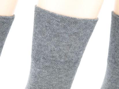 Bild: Socken ohne Gummi 97 % Baumwolle