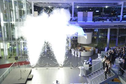 Referenzen, Videos und Bilder der Bavarian Fireworx Performance