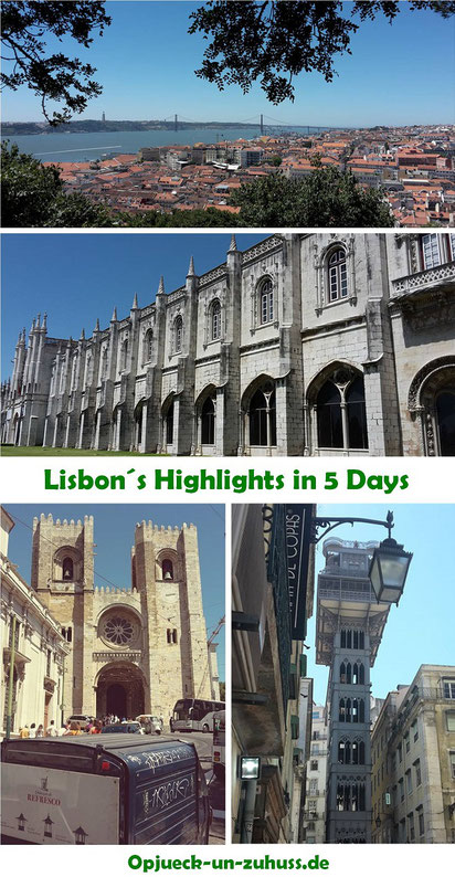 Lisbon in 5 days - highlights