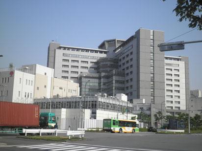 東京入国管理局 行き方