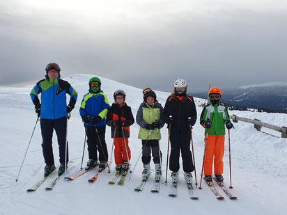 Wintersporttag der Feuerwehrjugend am Kreischberg 25.01.2020