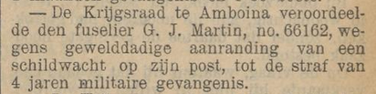 Het nieuws van den dag voor Nederlandsch-Indië 27-06-1914
