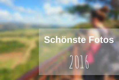 Reisefotos 2016