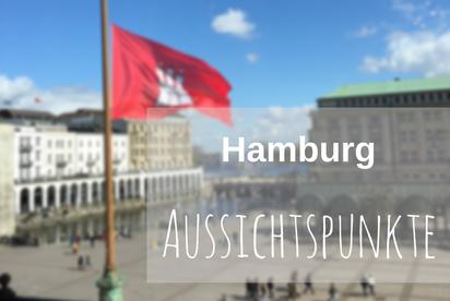 Aussichtspunkte in Hamburg