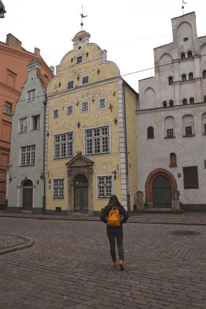 Riga Tipps Drei Brüder