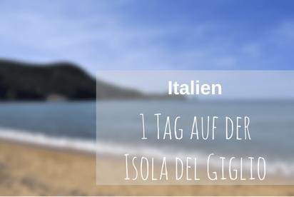 Urlaub Isola del Giglio