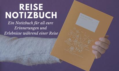 Reise Notizbuch