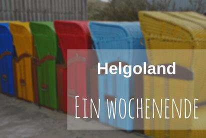 Helgoland Tipps Urlaub