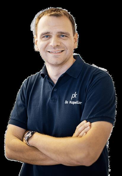 DDr. Peter Kapeller MSc, Zahnarzt in Bregenz: Implantate und Zahnersatz