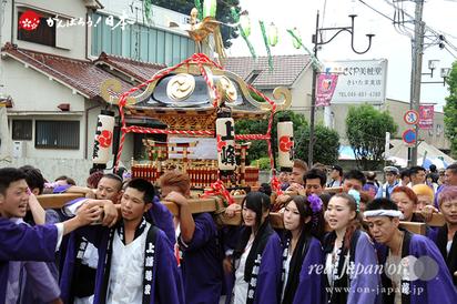 与野夏祭り:2014.07.19