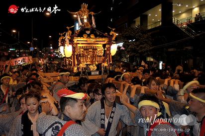 上尾夏祭り:2014.07.20