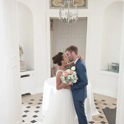 mariage dans un château location de salle île de france chapiteau bambou se marier dans un château