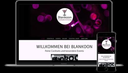 Blankoon ist Kunde der Web-Manu-Faktur München