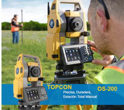 TOPCON OS203