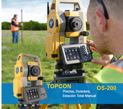 TOPCON OS202