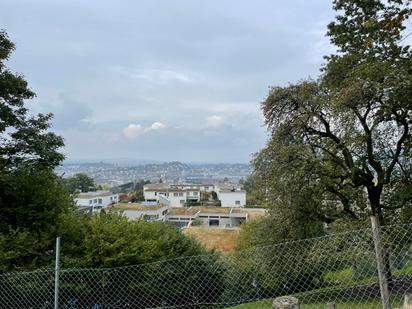 Aussicht von der Biregg nach Luzern