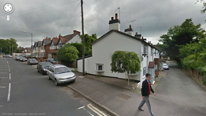 Ley Hill Cottages on Google StreetView - Click to go to Google Maps