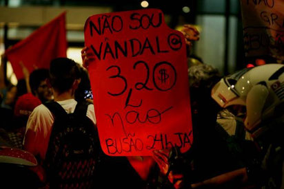 Sao Paulo, den 8. juni 2013