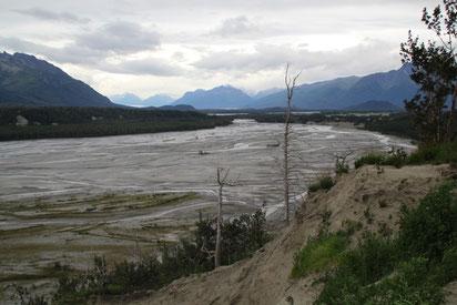 Vallée glaciaire près de Palmer
