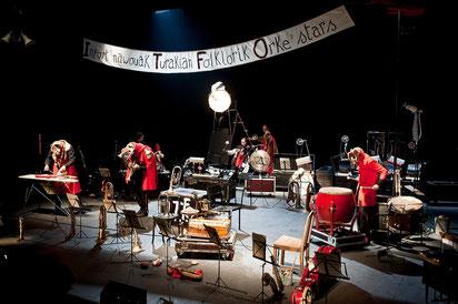 Turak Théâtre, I.T.F.O, marionnettes