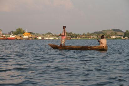 Истоки Нила в Уганде