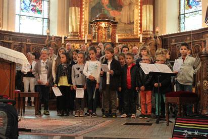 Messe de Rentrée 2017 à Balschwiller