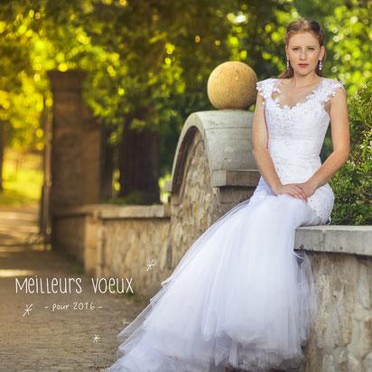 Ludivine Guillot - Robes de Mariée sur Mesure - Lyon