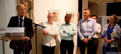 Thierry Laval Chehem Watta Evelyne Got Dumerchez Djibouti Institut Français Bernard Editeur Editions