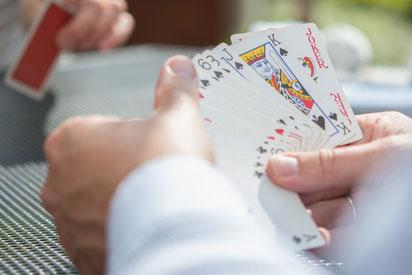Sicherheit von Arbeitsplätzen im Geschäft für Sportwetten und Glücksspiele