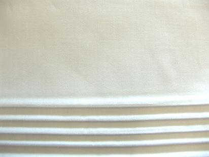 Baumwoll-Linon weiß