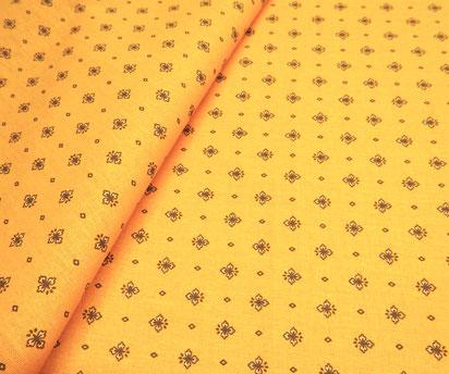 Provence-Muster Grasse jaune